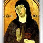 Santa Clara de Assisv