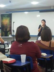 seminário de Dons 2º Dia1